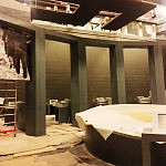 Po budowlane sprzątanie Muzeum II Wojny Światowej.