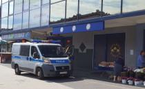 Policyjna akcja przy salonie gier...