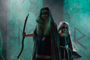 Odzyskać rodziców. Przygody wikingów w musicalu dziecięcym