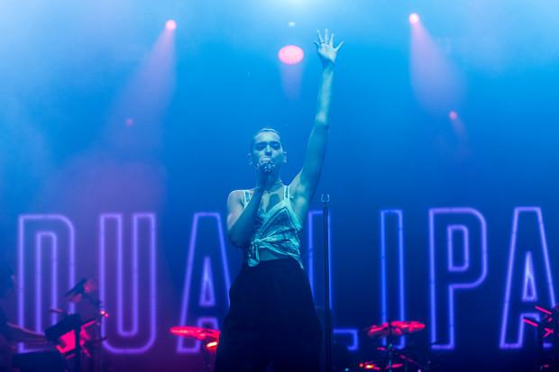 Dua Lipa wystąpiła na openerze w 2017 roku