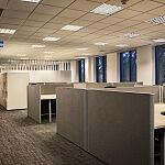 Strefa biurowa w Jeppensen a Boeing Company
