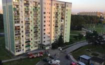 Akcja straży pożarnej na Rzeczypospolitej...