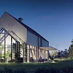 Projekt domu w Chwaszczynie