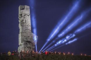 Obchody na Westerplatte. Zgrzyt z apelem poległych