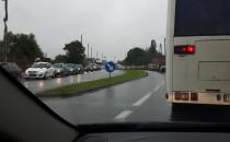 Kierowcy tracą godzinę na Trakcie św....