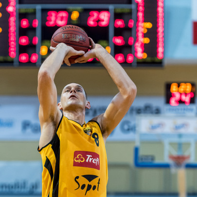 Nowy rekordzista Filip Dylewicz - Gdynia