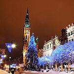 Boże Narodzenie w Gdańsku.