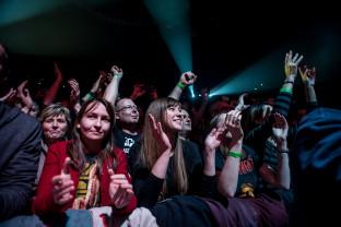 Scorpions wystąpili w Ergo Arenie. Wielki rockowy show
