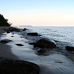 plaża Gdynia Orłowo