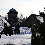 Faktoria zimą