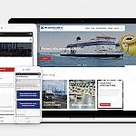 Redesign serwisu www powstały w oparciu o metodologię User Centered Design.