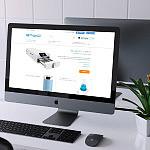 Projekt i wdrożenie nowego sklepu internetowego dla Enbio Group