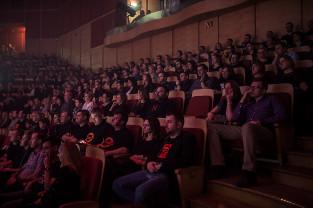 Kult zagrał akustycznie w filharmonii