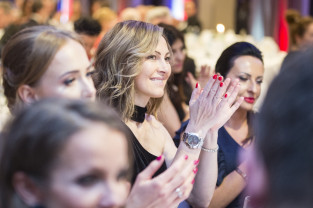 Polsko-Francuska Wielka Gala Charytatywna odbyła się w Hotelu Mercure w Gdyni