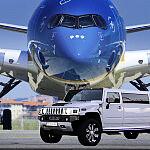 Taxi Gdansk Flyplasstransport | Flygplats transport | Limousine Hummer H2