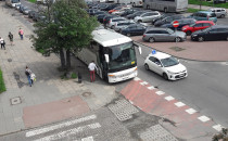 Patrol SM nie zauważa źle zaparkowanych...