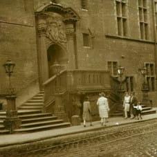 Główne wejście do Ratusza