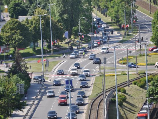 Utrudnienia w centrum Gdańska