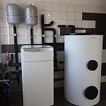 Pompa ciepła Vaillant typu solanka/woda