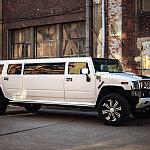 Limousine Gdansk Hummer H2 | Flyplass transport Maxi Taxi | Flygplats transfer Airport Gdansk