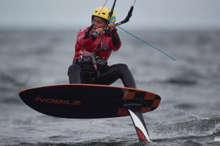 Pierwsze medale Volvo Gdynia Sailing Days. Start mistrzostw świata U-21