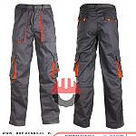 Spodnie robocze CERBER   BHP Konbrud