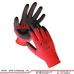 Rękawica robocza powlekana od wew. latexem 04-016 typu 1003 RTELA