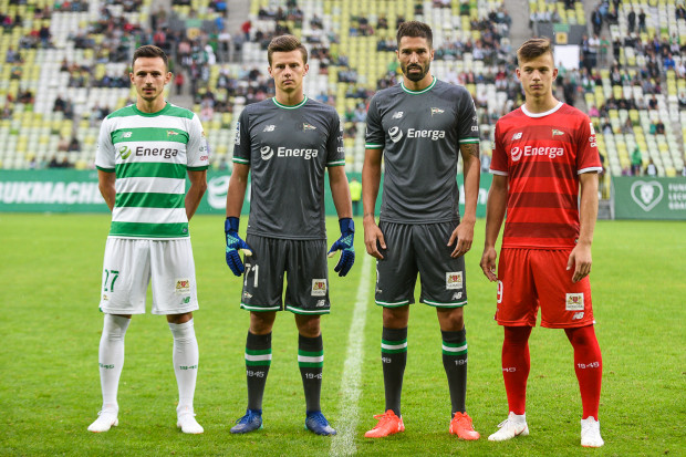 Stroje Lechii na sezon 2018/19