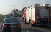 Stłuczka na Armii Krajowej w Gdańsku