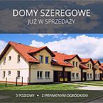 Nowe domy szeregowe na sprzedaż Pępowo, koło Gdańska