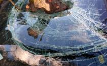 Konar drzewa uszkodził auto na Traugutta w...