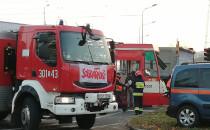 Wypadek na skrzyżowaniu Rzeczypospolitej