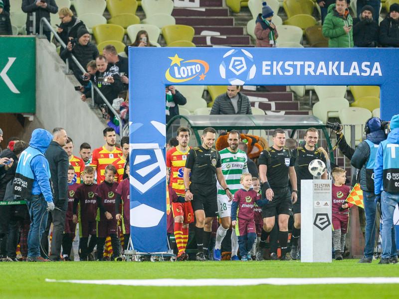 Lechia Gdańsk - Jagiellonia Białystok 3:2. Lider powiększył przewagę