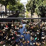 most miłości nad kanałem Raduni