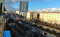 Wznowienie ruchu tramwajowego we Wrzeszczu