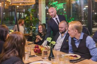 Cydr w roli głównej: kolacja komentowana w Papieroovce