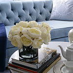 Sofa tapicerowana typ Chesterfield