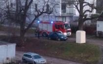 Utrudnienia na Malczewskiego w Gdańsku
