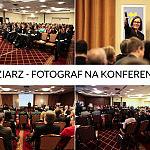 Maziarz - Szukasz fotografa na konferencję w Gdańsku? Obsługa fotograficzna konferencji w Gdyni