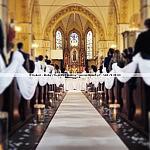 Dekoracja Kościoła Trójmiasto ~ Dekoracje Kościołów Gdynia ~ Ślubny Wystrój Kościoła Sopot