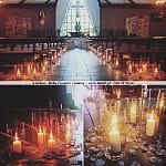 Dekoracja kościoła w Trójmieście ~ Świece do dekoracji kościołów ~ Dekoracje Dekori Gdynia