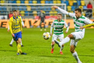 Arka Gdynia - Lechia Gdańsk 0:0. 42. derby bez rozstrzygnięcia