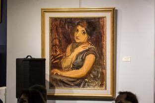 1,2 mln zł za rzeźbę Fangora. Dwie udane aukcje w Sopockim Domu Aukcyjnym