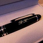 Personalizowany długopis z grawerem