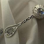 Berełko - prezent na chrzest z grawerem - personalizowany