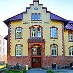 Siedziba Kaszubsko-Pomorskiej Szkoły Wyższej w Wejherowie
