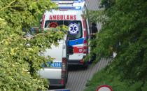 Morena na ulicy Arctowskiego, Policja,...
