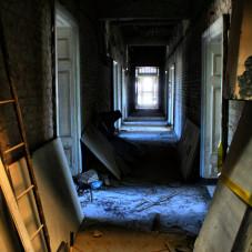 Plener fotograficzny w dawnej Przychodni 04.06.11