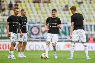 Lechia Gdańsk - Wisła Kraków 0:0. Rezerwowy skład zdobył punkt