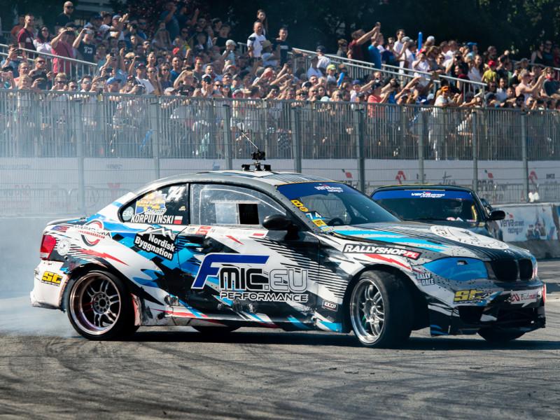 Weekend z Robertem Kubicą i Verva Street Racing